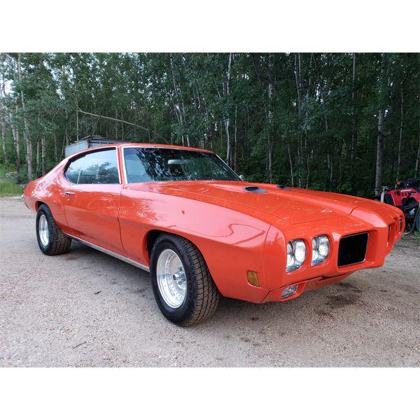 LOWERED RESERVE! 1970 PONTIAC GTO 400