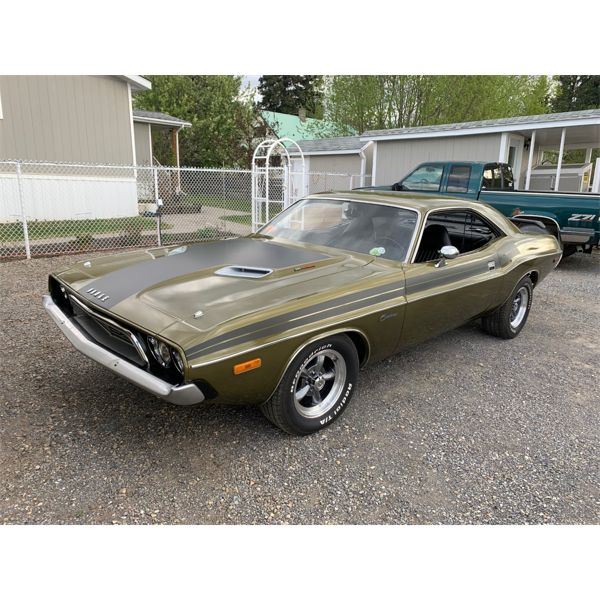 RESERVE LIFTED AND SELLING! 1974 DODGE CHALLENGER CUSTOM