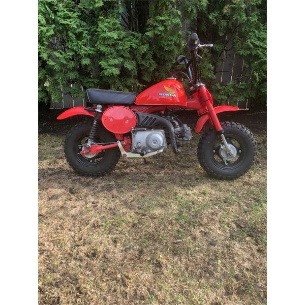 NO RESERVE! 1983 Honda Z50 mini bike