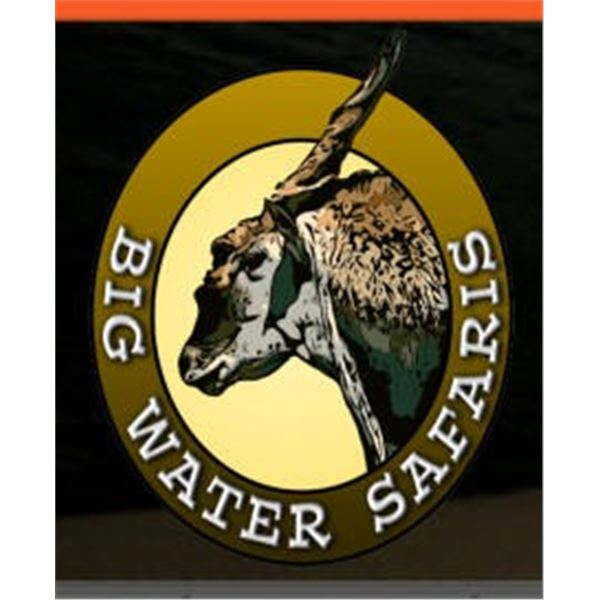 South Africa Big Water Safari 2 Hunters 7 nights 6 hunting days 14 non-trophy animals