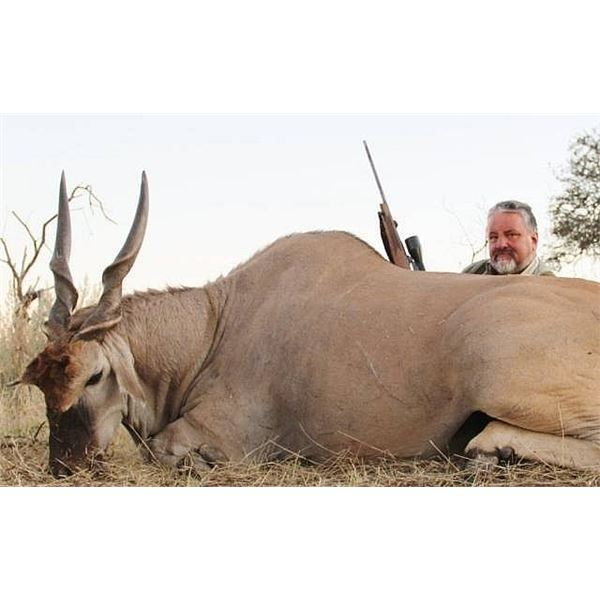 Nambia Afrihunt Safaria is offering a 10 Namibian hunt for 2 hunters and 2 obervers.