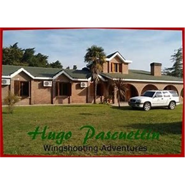 Argentina HP Wingshooting Adventures is offerring 4-Day High Volume Dove Hunt for 4 Hunters