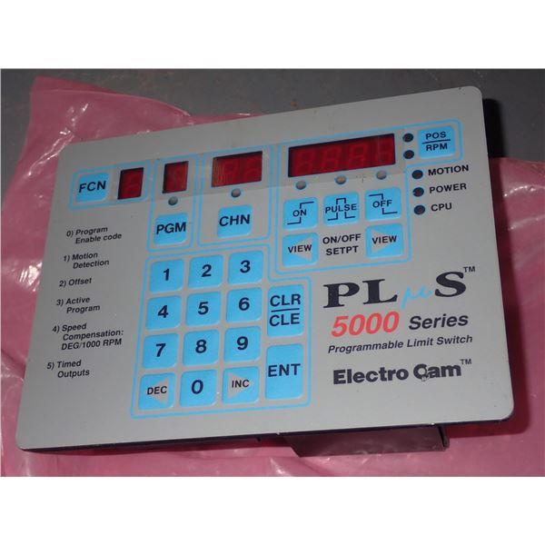 Electro Cam PLUS #PS-5111-10-P16-G