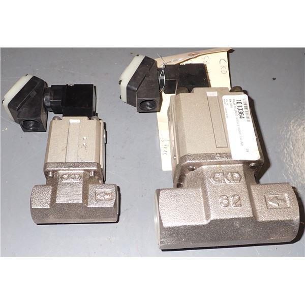 Lot of (2) CKD Units