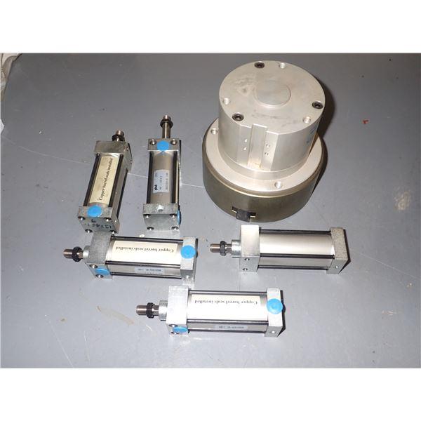 #CKA-60MS Unit + (5) PHD Cylinders