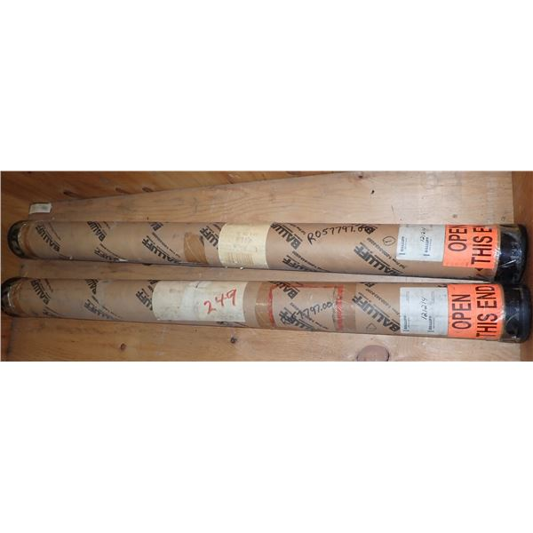 Lot of (2) Balluff #BTL-5-A11-M0838-Z-S32 Units