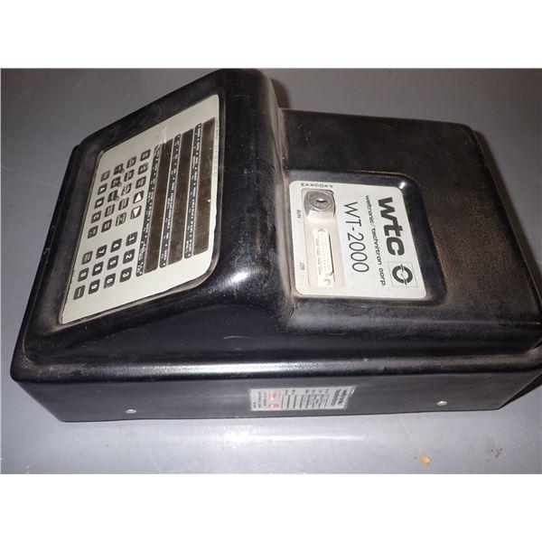 WELTRONIC Welding Control #WT-2000