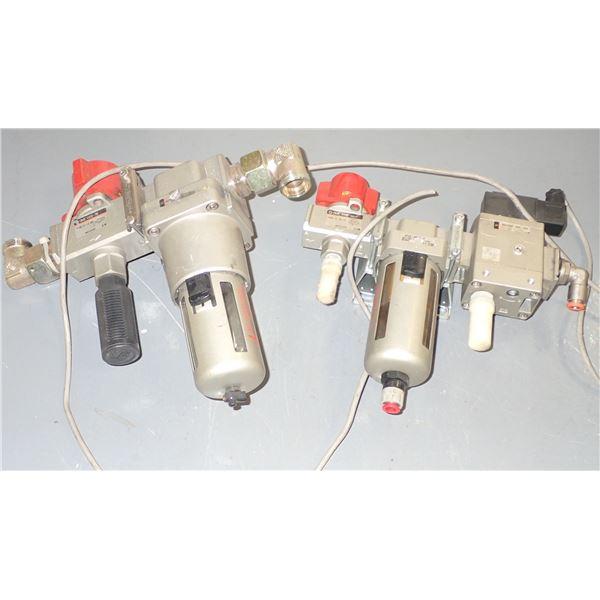 Lot of (2) SMC Units
