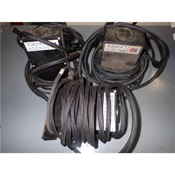 Lot of (3) Sensor Control Units