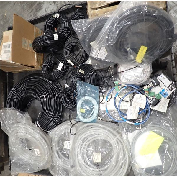 Lot of Wire & Cable