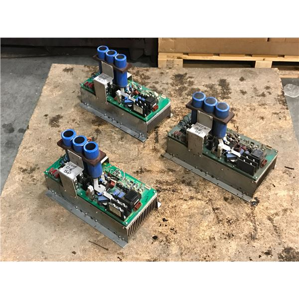 (3) HYPERTHERM CH130 PLASMA CUTTER