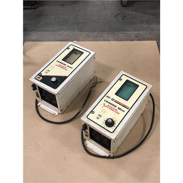 LOT OF SPX C4000A01V02CV02 DRIVER CONTROL