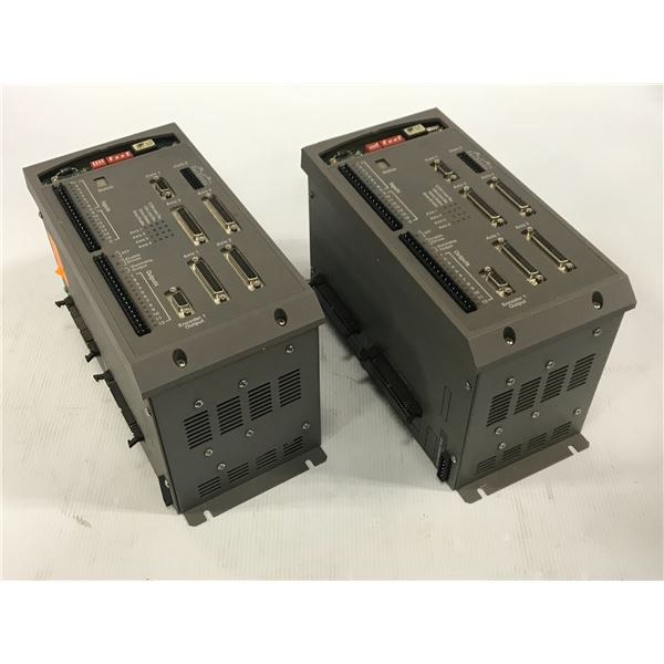 (2) EMERSON AX-4000-00-0D-030 MOTION CONTROL