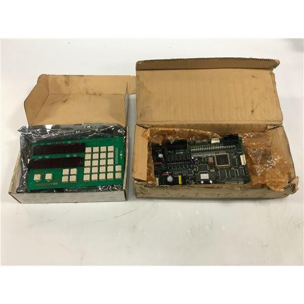 LOT OF TSUDKOMA R75165C / R75166B CIRCUIT BOARD