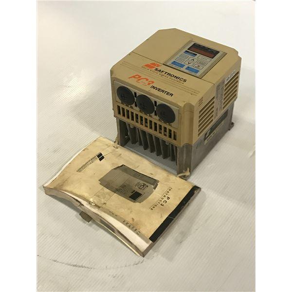 SAFTRONICS CIMR-PCU21P5 AC DRIVE