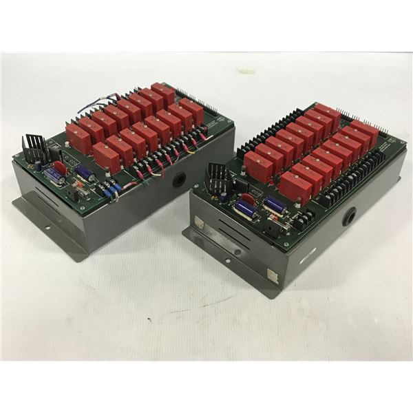 LOT OF GEMCO 1989 SOLID STATE TRIAC OUTPUT