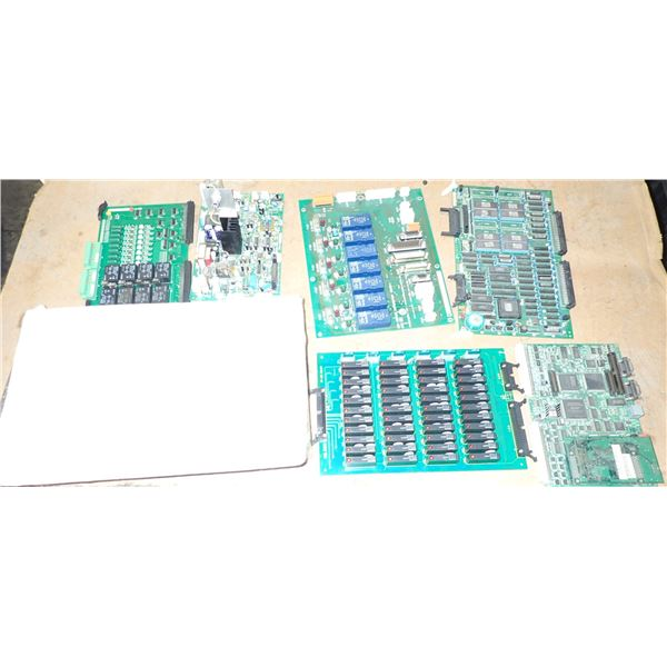 Lot of Misc Circuit Boards