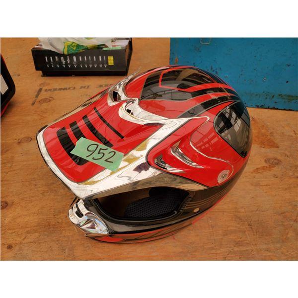 Motorcycle/Dirtbike Helmet
