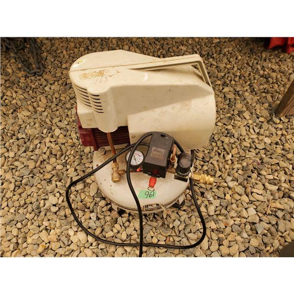 Air Compressor - White