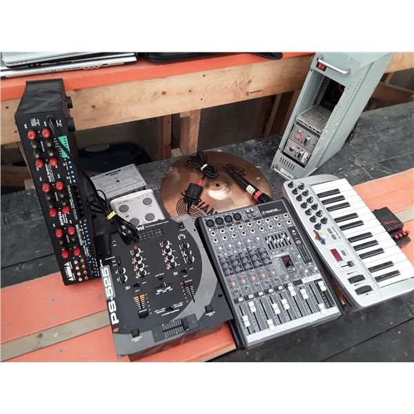Band Electronics and More