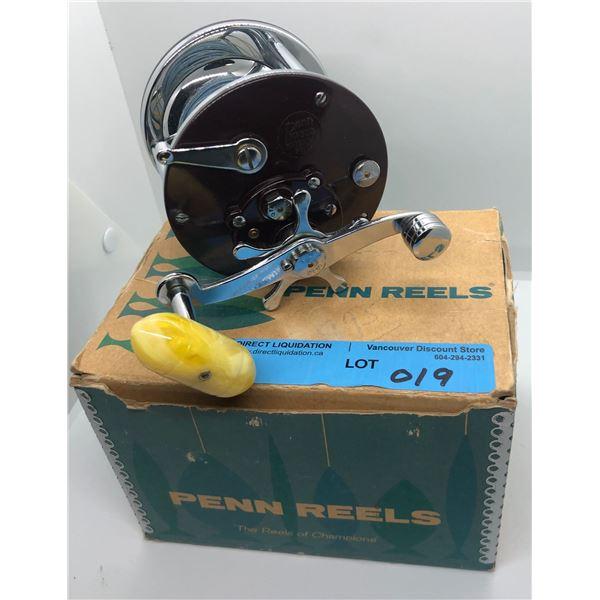 Penn No- 309 level wind fishing reel w/ original box