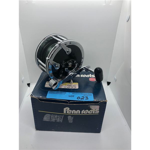 Penn No- 49 deep Sea reel w/ original box