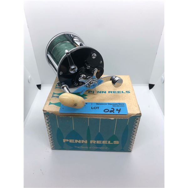 Penn leveline 350 fishing reel w/ original box