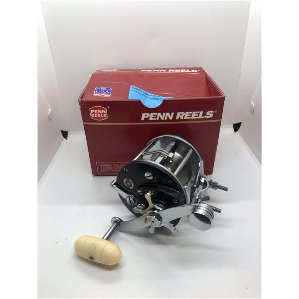 Penn 210 level wind fishing reel w/ original box
