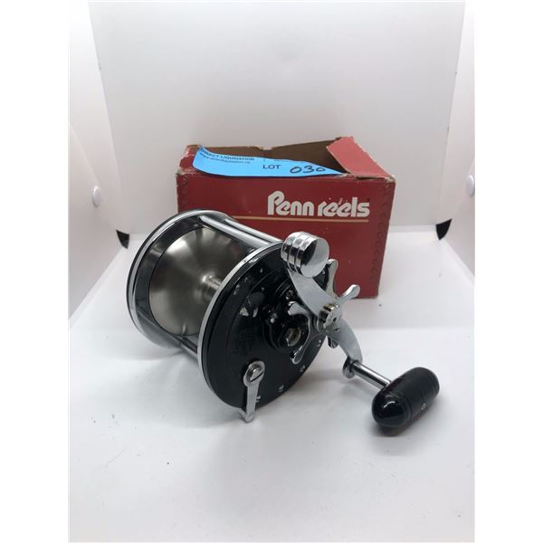 Penn longbeach 67 level wind fishing reel w/ original box