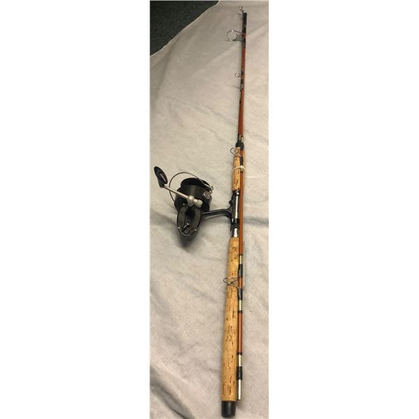 Algonquin Blanchard spinning rod w/ Garcia mitchell 302 spinning reel