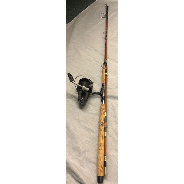 Algonquin Blanchard spinning rod w/ Garcia mitchell 302 spinning reel