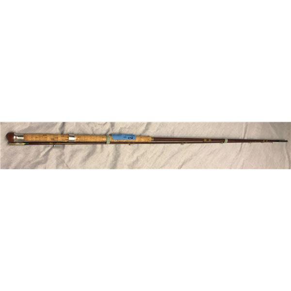 Custom built 9' spinning rod
