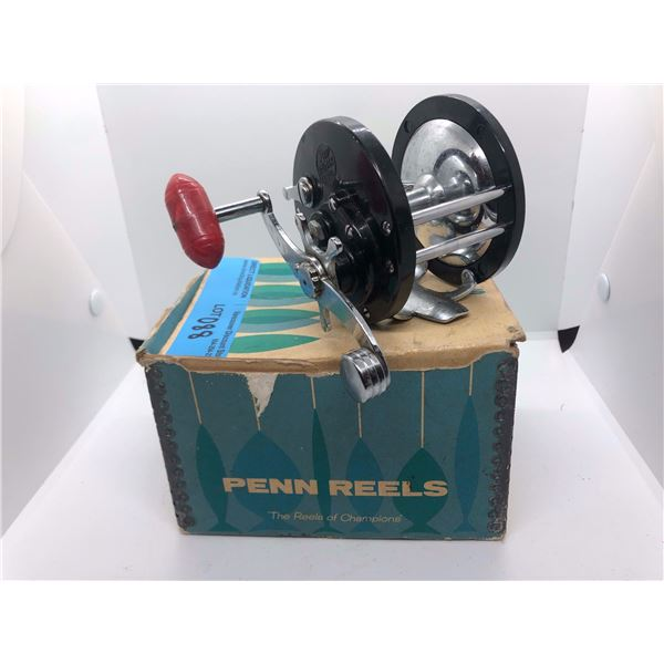 Penn Delmar No-285 level wind fishing reel w/ original box