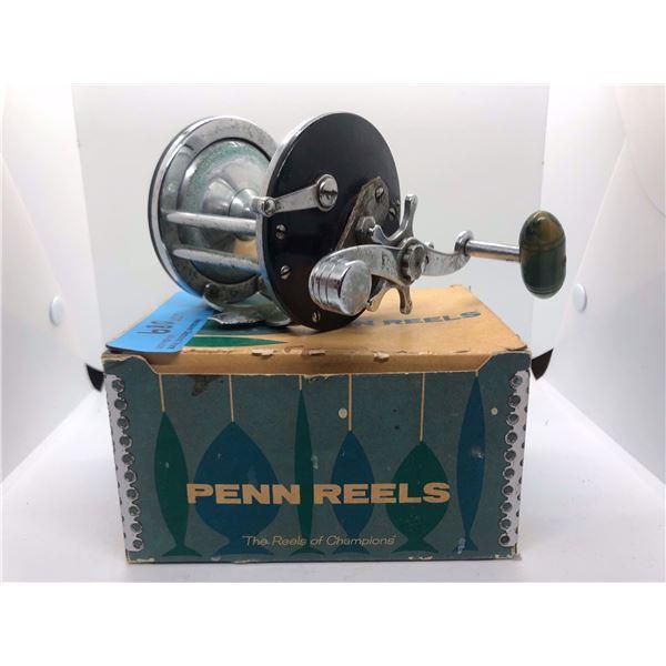 Penn 65 Long Beach level wind fishing reel w/ original box