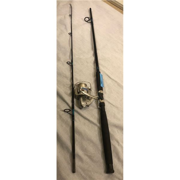 Abu Garcia spinning rod and reel combo