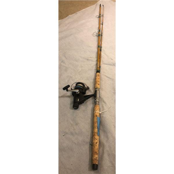 Trophy XL 10 1/2 ft steelhead spinning rod w/Compac CC50 reel
