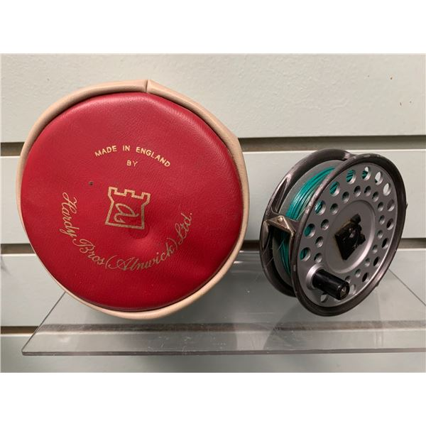 """Hardy Bros """"The Viscount"""" 140 fly reel"""