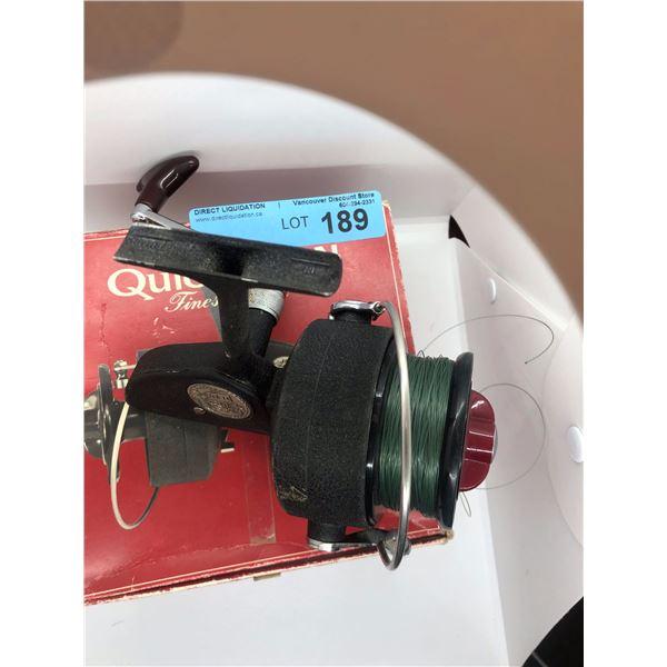 Dam Quik 550N spinning reel West Germany w/ orginal box