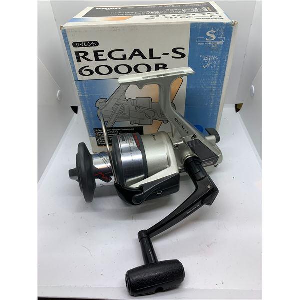 Daiwa regal-s 6000B spinning reel w/ original box