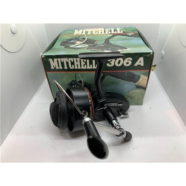 Mitchell 306 A spinning reel w/ original box