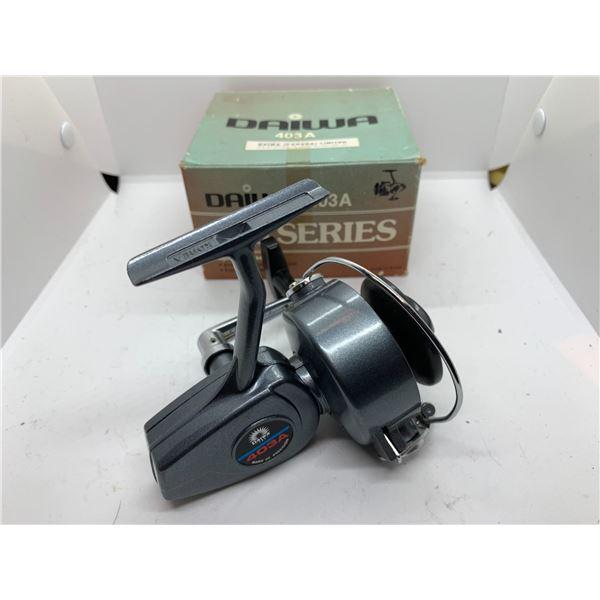 Daiwa 403 A spinning reel w/ original box
