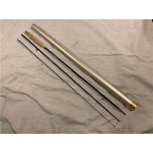 Marryat evolution me906-3 fly rod 9ft-#6 line w/ tube case