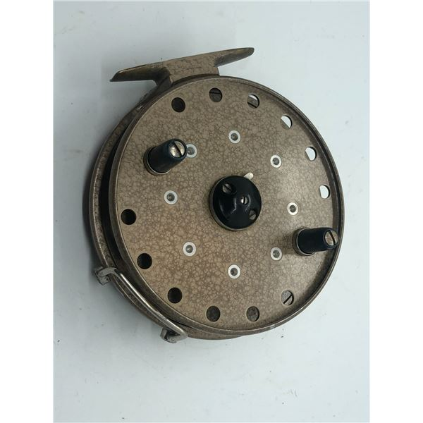 Grice & Young avon royal supreme center pin reel