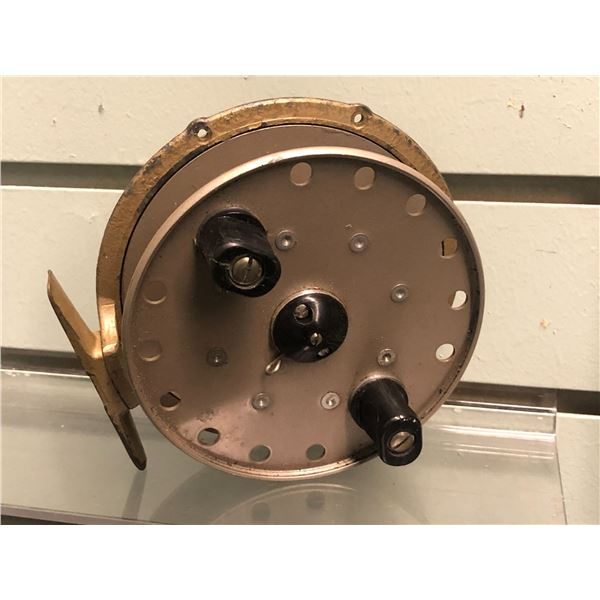 Jetcta century 3 center pin reel (line guide removed)