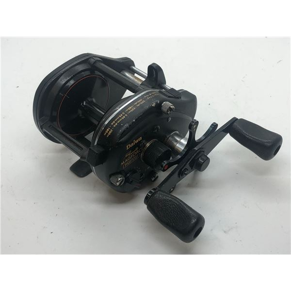 Daiwa procaster magforce pnf 55h level-wind reel