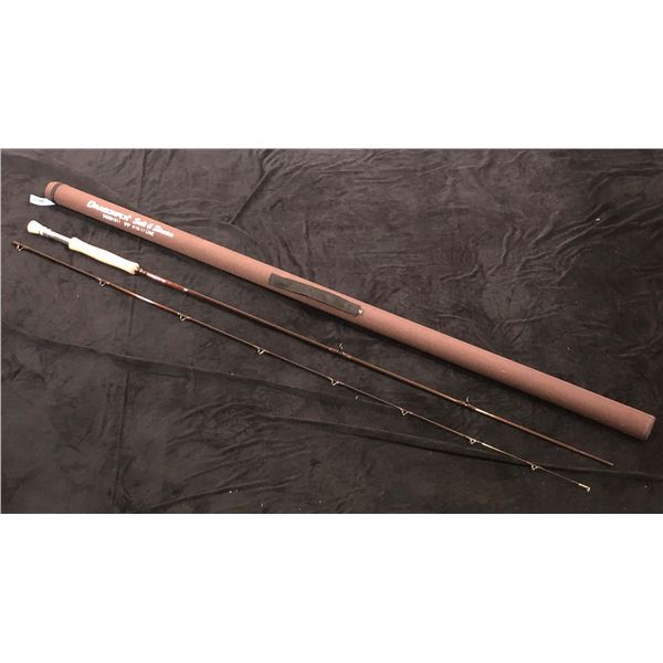 "Dragonfly salt & stream dss91011 - 9'0"" fly rod #10-11 line w/ tube case"