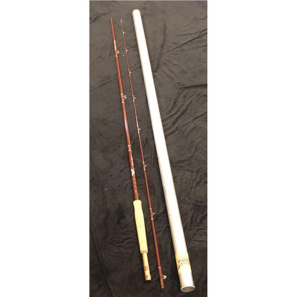 Fenwick FF107 - 4ft - 4 3/4oz rod #8 - 9 line w/rod tube case