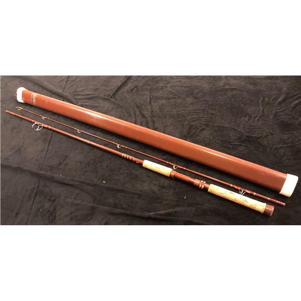 Fenwick feralite fs70 - 7ft - 5 3/8 oz spinning rod #4 - 10 line w/case