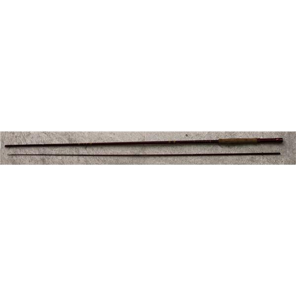 Daiwa swinger 2646 fly rod 8 1/2ft with rod sock