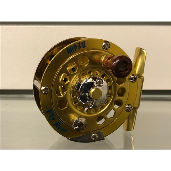 BF600 fly reel